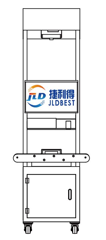智慧物流丨静态DWS之条码+体积+重量+分拣完整快手解决方案-捷利得(北京)自动化科技有限公司