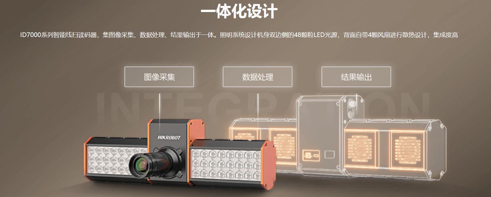 智能读码丨海康ID7000系列智能读码器MV-ID7080M-35F-WHA-捷利得(北京)自动化科技有限公司